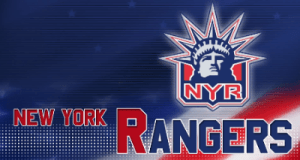 New York Rangers NHL Hockey