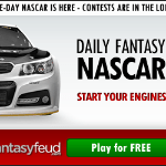 Fantasy NASCAR Contests at Fantasy Feud