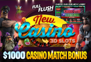 Online Casino at Full Flush Poker