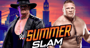 WWE SummerSlam 2015 Odds 16
