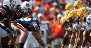 NCAA Football Odds: No. 18 Auburn at No. 13 LSU in SEC action 10