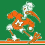 Miami Hurricanes ACC Coastal