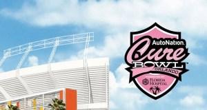 AutoNation Cure Bowl: Central Florida and Arkansas State Battle 3
