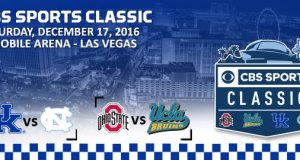 CBS Sports Classic: Kentucky Wildcats and UNC Tar Heels Meet 7