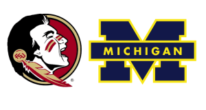 Orange Bowl: Michigan's 2nd Ranked D Looks to Slow FSU 1