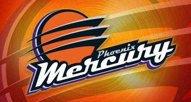 Phoenix Mercury WNBA Basketball