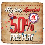 Bet Phoenix July 4th Promotion