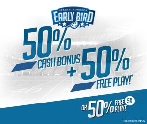 BetPhoenix Early Bird Special