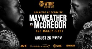 Boxing Odds: McGregor's Odds vs. Mayweather Get Even Shorter 1
