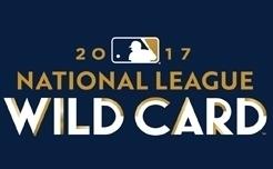 2017 NL Wild-Card game