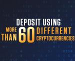 60 Different Cryptocurrencies