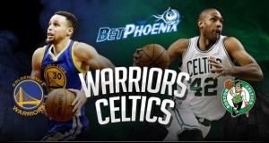 Warriors and Celtics