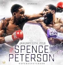Spence vs. Peterson