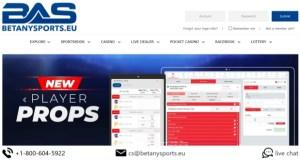 BetAnySports.eu Sportsbook Review