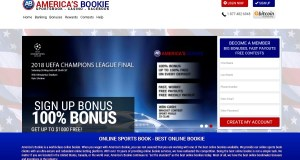 AmericasBookie.com Sportsbook Review