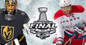 NHL Odds - Capitals are One Win from the Cup