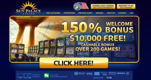 SunPalaceCasino.eu Casino Review