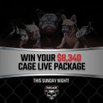 Black Chip Poker The Cage