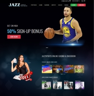 JazzSports.ag Sportsbook Review 1