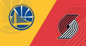 Trail Blazers vs Warriors