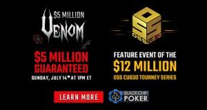 $5 Million Venom Poker Tournament