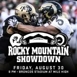Rocky Mtn Showdown: Colorado vs Colorado State 1