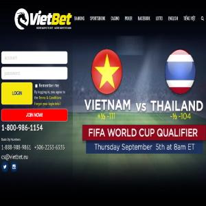 Vietbet.eu Sportsbook Review 1