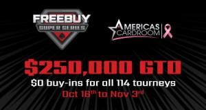 Americas Cardroom Freebuy Super Series