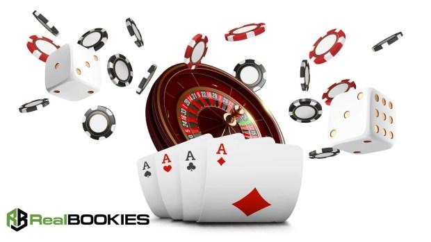 RealBookies Virtual Casino Games