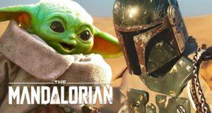 The Mandalorian on Disney+