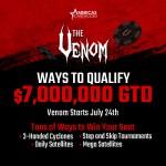 $7 Million Venom Tournament