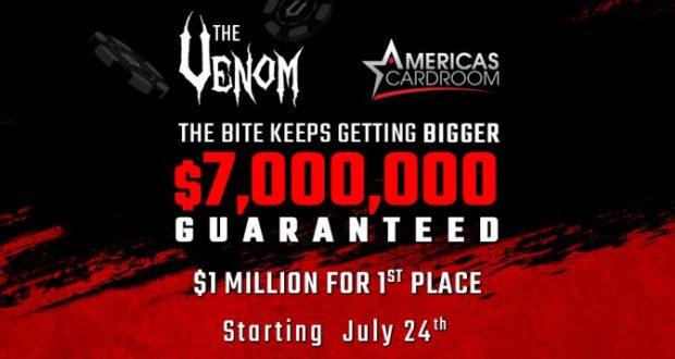 $7 Million Venom Tournament at ACR