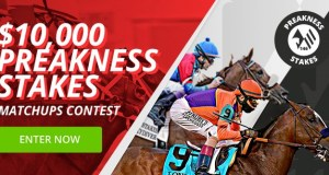 $10,000 BetOnline Preakness Stakes Contest