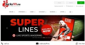 Lucky99.eu Sportsbook Review