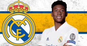 David Alaba joins Real Madrid FC