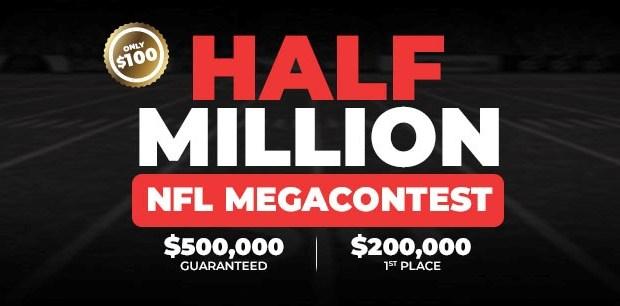 NFL $500k NFL MegaContest