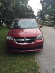 2014 Dodge Grand Caravan SXT – Rear Entry full