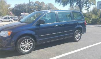 2014 Dodge Grand Caravan SE – Rear Entry full