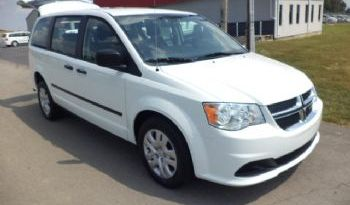 2012 Dodge Grand Caravan (New Rear Entry Conversion) full