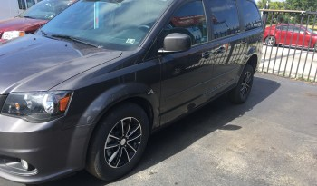 2017 Dodge Grand Caravan GT REAR ENTRY VAN full