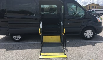 2016 Ford Transit Side Entry Wheelchair Van full