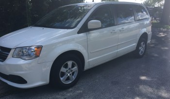 2012 Dodge Grand Caravan Rear Entry Wheelchair Van full