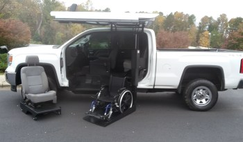 2014 GMC SIERRA 1500 Wheelchair Conversion