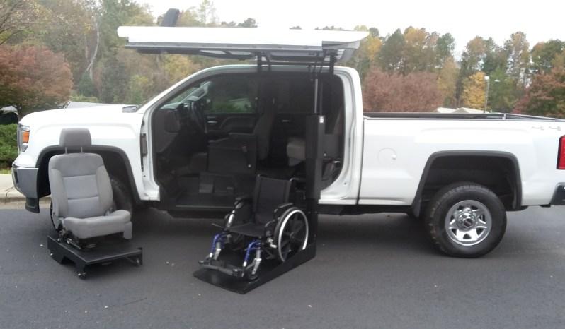 2014 GMC SIERRA 1500 Wheelchair Conversion full
