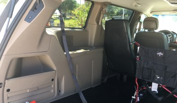 2016 Chrysler Town and Country Rear Entry Wheelchair Van full