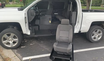 2016 Chevy Silverado 1500 LT – Setup for wheelchair user to drive truck