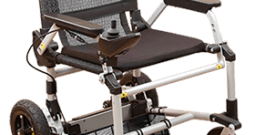 CHAIR WITH JOYSTICK CONTROLS – Demo out-of-box units available! IN STORE SPECIAL!