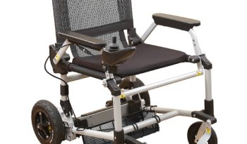 CHAIR WITH JOYSTICK CONTROLS – Demo out-of-box units available! IN STORE SPECIAL! full