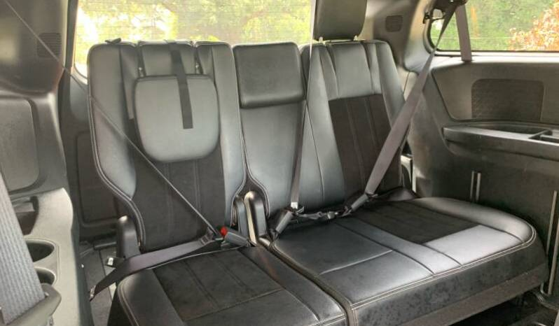2015 Dodge Grand Caravan Side Entry Wheelchair Van with Six Way Seat & Hand Controls full