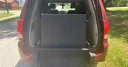 2015 Rear Entry Dodge Grand Caravan Wheelchair Van